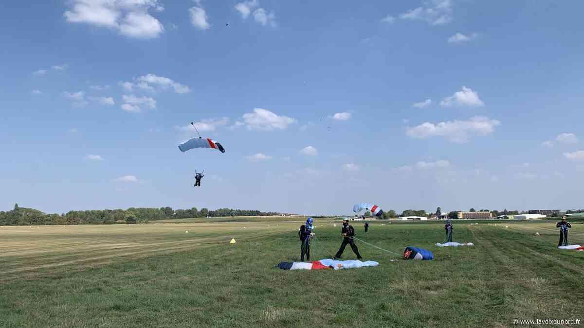 Bondues : les athlètes de l'équipe de France de parachutisme en quatorzaine après une suspicion de Covid - La Voix du Nord