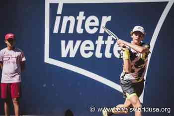 ATP Kitzbuhel: Jannik Sinner tops Philipp Kohlschreiber. Feliciano Lopez advances - Tennis World USA