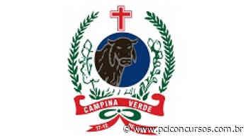 Prefeitura de Campina Verde - MG retifica Processo Seletivo de ensino médio - PCI Concursos
