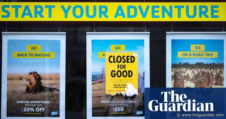 Travel industry fears Covid-19 crisis will cause more holiday companies to collapse