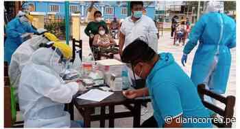 120 pobladores de Chocope pasan por la prueba rápida de COVID-19 - Diario Correo