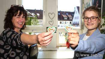Volksfest 2020 Crailsheim: Volksfest-Herzen sind stark nachgefragt - SWP