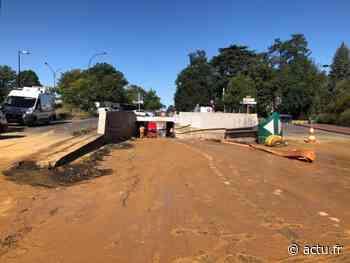 Yvelines. Le minitunnel inondé de la RD 307, au Chesnay-Rocquencourt, va rouvrir - actu.fr