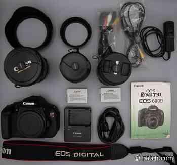Canon EOS Rebel Xsi Camera & 2 Lenses-$400 - Del Ray, VA Patch - Patch.com
