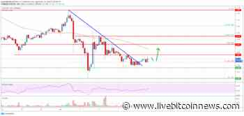 EOS Price Analysis: Positive Signs Emerge Above $2.7 - Live Bitcoin News
