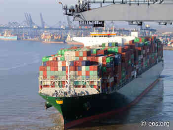 Seaports Expected to Grow by up to Fourfold by 2050 - Eos