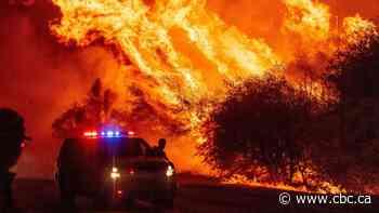 10 dead as wildfire spreads destruction through Northern California
