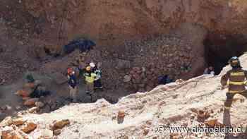 Minero de 73 años muere tras derrumbe de material en Illapel - El Día