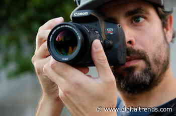 Canon EOS Rebel T8i review: Nothing to see here