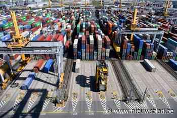 Jonge Nederlanders betrapt op containerterminal