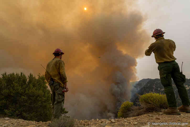 8 LA County Parks Closed This Weekend Due To Smoky Conditions