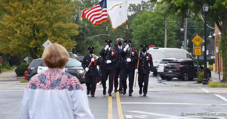 Palatine honors those lost on Sept. 11