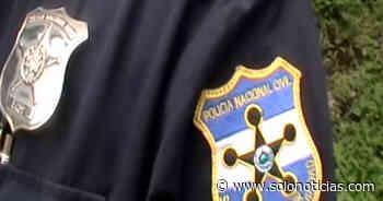 Sargento de la PNC fallecido tras hecho confuso en Cojutepeque - Solo Noticias
