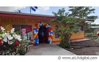 Reinaguran casa materna en Acoyapa, Chontales - El 19 Digital