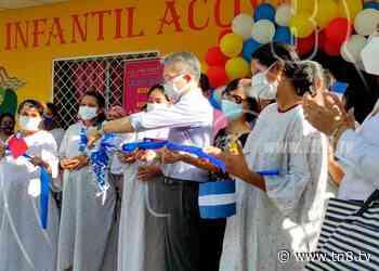 Embajador de Taiwán inaugura mejoramiento de casa materna en Acoyapa - TN8