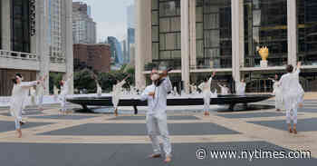 On the Anniversary of 9/11, Lincoln Center Awakens With Hope