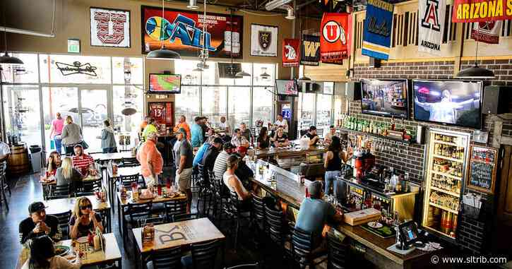 No Utah football this fall means game-day losses for Salt Lake Valley bar, restaurant owners