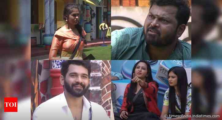 Bigg Boss Telugu 4 preview: Divi gives brutally honest opinions on Lasya, Surya Kiran and others; here's - Times of India
