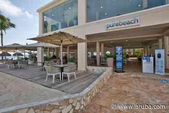 Divi Aruba Phoenix Beach Resort's purebeach Restaurant and Bar's New Look and Menu - Aruba