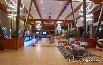 Divi Village Golf & Beach Resort Completes Lobby Renovations - Aruba