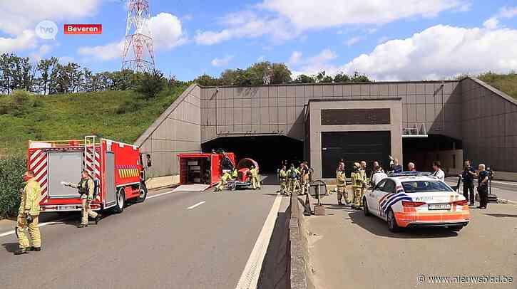 Geen transport van gevaarlijke stoffen meer door Beverentunnel