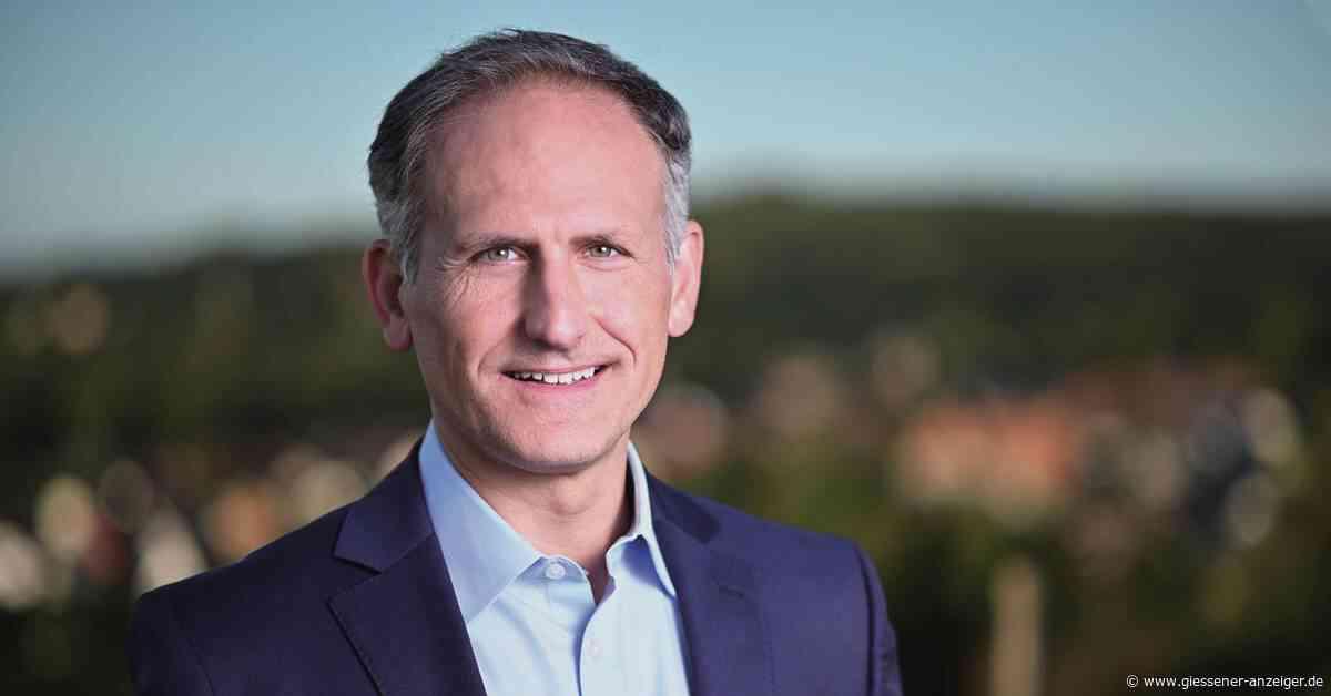 Kandidat Meyer stellt Manifest für Laubach vor - Gießener Anzeiger