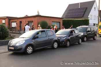 Twee gewonden na ongeval in Kleemstraat