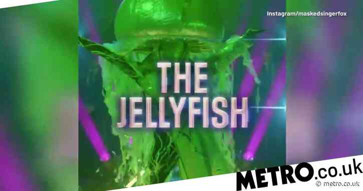 The Masked Singer USA: Fans already think they know which star is in the Jellyfish costume