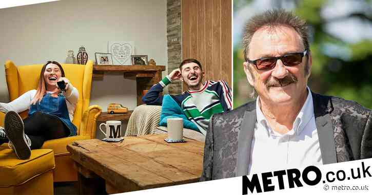 Are Pete and Sophie from Gogglebox related to the Chuckle Brothers?