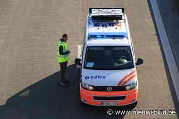 Vluchtende inbrekers onderschept op E17
