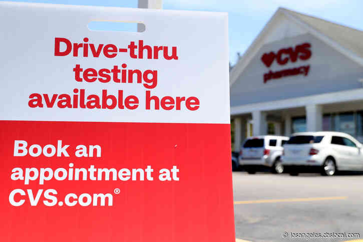 CVS Opens Up COVID-19 Testing To Children 12 And Older