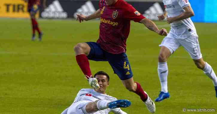 RSL looking to take advantage of four-game home stretch