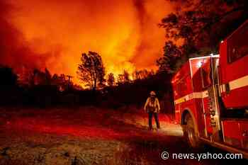 Sixteen dead, 500,000 evacuated as western US burns out of control