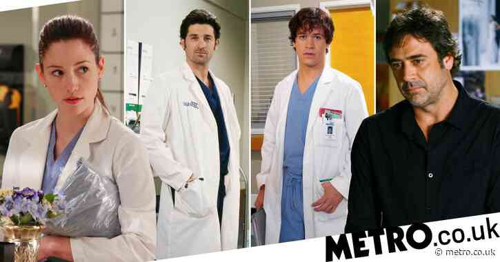 From George O'Malley to Lexie Grey: Who had the most heart-breaking Grey's Anatomy exit?