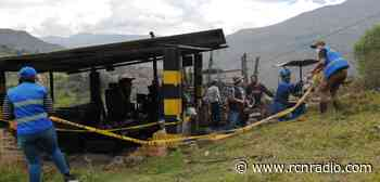 Accidente en otra mina de Boyacá dejó dos mineros muertos en Socha - RCN Radio