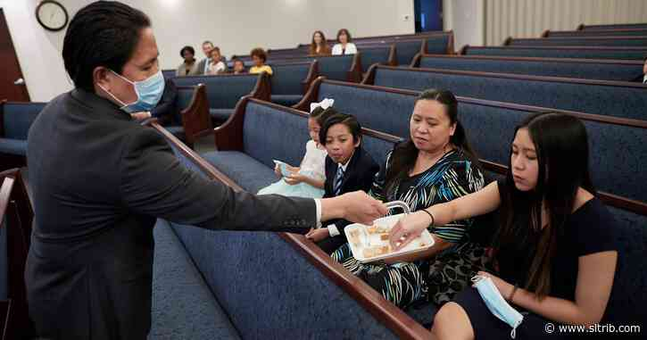 Latter-day Saints can resume weekly services, if conditions permit, and virtual sacrament meetings are now OK