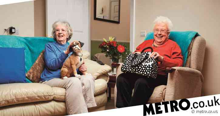 Gogglebox viewers thrilled after pensioners Mary and Marina make return: 'All is well in the world'