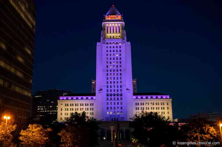 Garcetti Warns Of Potential Layoffs As City Grapples With Impact Of COVID-19 On Budget