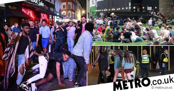 Police fear one last weekend of carnage as new restrictions loom