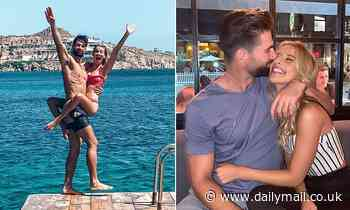 EDEN CONFIDENTIAL: Mama Mia! star is swept off her feet by hunk from The Bachelor