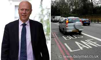 Motorists who mistakenly stray into bus lanes will avoid fines for a first-time offence