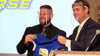 NEO names Zach Crissup as new head football coach - KoamNewsNow.com