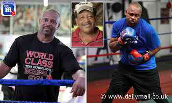 Roy Jones Jr. talks to DailyMailTV as he prepares to face Mike Tyson