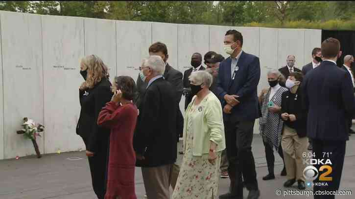 'I'm Just Never Going To Forget': Families Gather At Flight 93 Memorial To Pay Tribute To 9/11 Victims