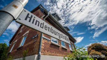 Namensstreit Hindenburgstraße: Straßenschlacht in Salach - SWP