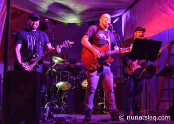 """The Locals"" take the stage in Kuujjuaq - Nunatsiaq News"