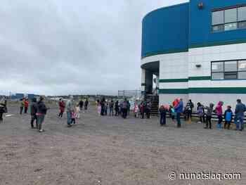Kuujjuaq kindergarteners start school - Nunatsiaq News