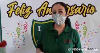 De manera virtual celebran aniversario de institución educativa de Chazuta - VIA Televisión
