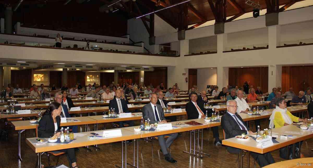 Fusion der Volksbanken Stutensee-Weingarten und Bruchsal-Bretten beschlossen - BNN - Badische Neueste Nachrichten