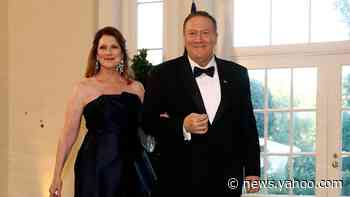 Pompeo's wife assigned State Dept. work on secretary's behalf using private email